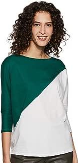 Amazon Brand - Symbol Women's Regular Fit T-Shirt