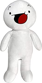 The Odd 1s Out JAMES PLOOOSH Plush Stuffed Doll Figure Soft Character Toys 25cm