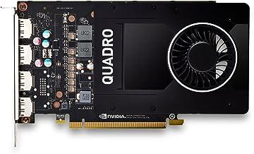 Nvidia Quadro P2000 5GB GDDR5 Workstation Graphics Card