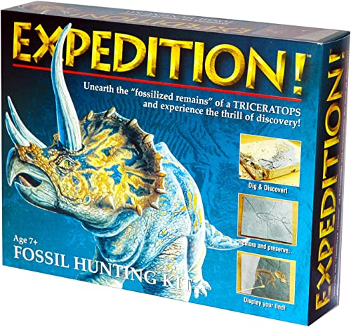 Expedition  grand-Series Tricerahauts by Kristal Educational