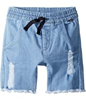 Ripped Up Shorts (Toddler/Little Kids/Big Kids)