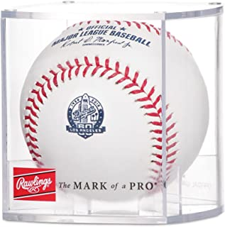 Rawlings Official Los Angeles Dodgers 60th Anniversary Game Baseball - Cubed