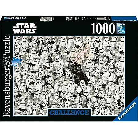Ravensburger 1000 pièces-Star Wars (Challenge Puzzle) Adulte, 4005556149896, Multicolore