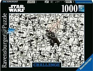 Ravensburger 1000 pièces-Star Wars (Challenge Puzzle) Adulte, 4005556149896