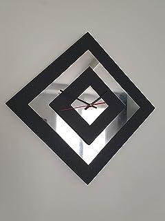 """Reloj de pared""""STONE DIAMOND"""", hecho a mano y firmado"""