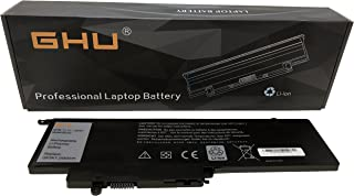 GHU Battery 43 WH 11.1V Replacement for GK5KY 92NCT 04K8YH 0WF28 4K8YH 092NCT 92nct Compatible for Dell Inspiron 13