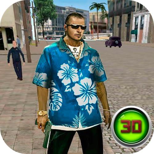 Gangstar Rio vs Police Chase