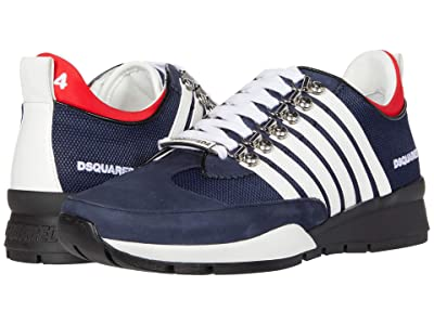 DSQUARED2 251 Sneaker (Navy/White) Men