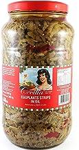Cecilia Eggplant Strips in Oil, 2.9 kg