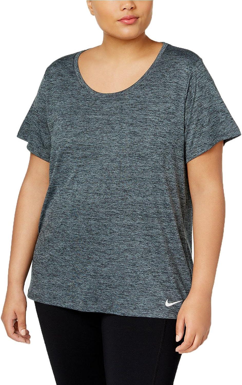 Nike Women's Plus Size Dry Legend Training T-Shirt (1X)