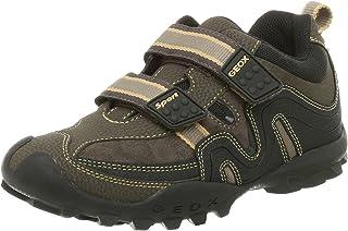 Geox Little Kid/Big Kid Fang Durabuck Sneaker