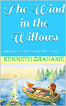 The Wind in the Willows: with whimsical black & white Illustrations