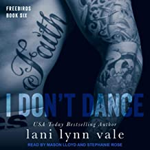 I Don't Dance: Freebirds Series, Book 6