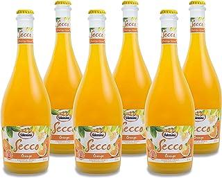 Valensina Secco Orange von Katlenburger Halbtrocken 6 x 0.75l – Sixpack, trinkfertiger Secco-Orange, als Aperitif oder Cocktail