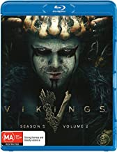 VIKINGS SEASON 5 PT. 2 (Blu-ray)