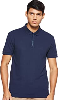 Tommy Jeans Mens Placket Polos