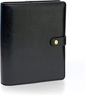 $35 » Sponsored Ad - Pukka Pad, Carpe Diem, Work, Goal, Planner with Weekly, Monthly, Undated Inserts, A5 8 X 9.5 X 1.6 Inches, Black
