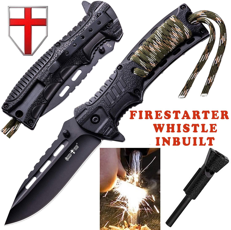 Pocket Knife Tactical Assisted Emergency