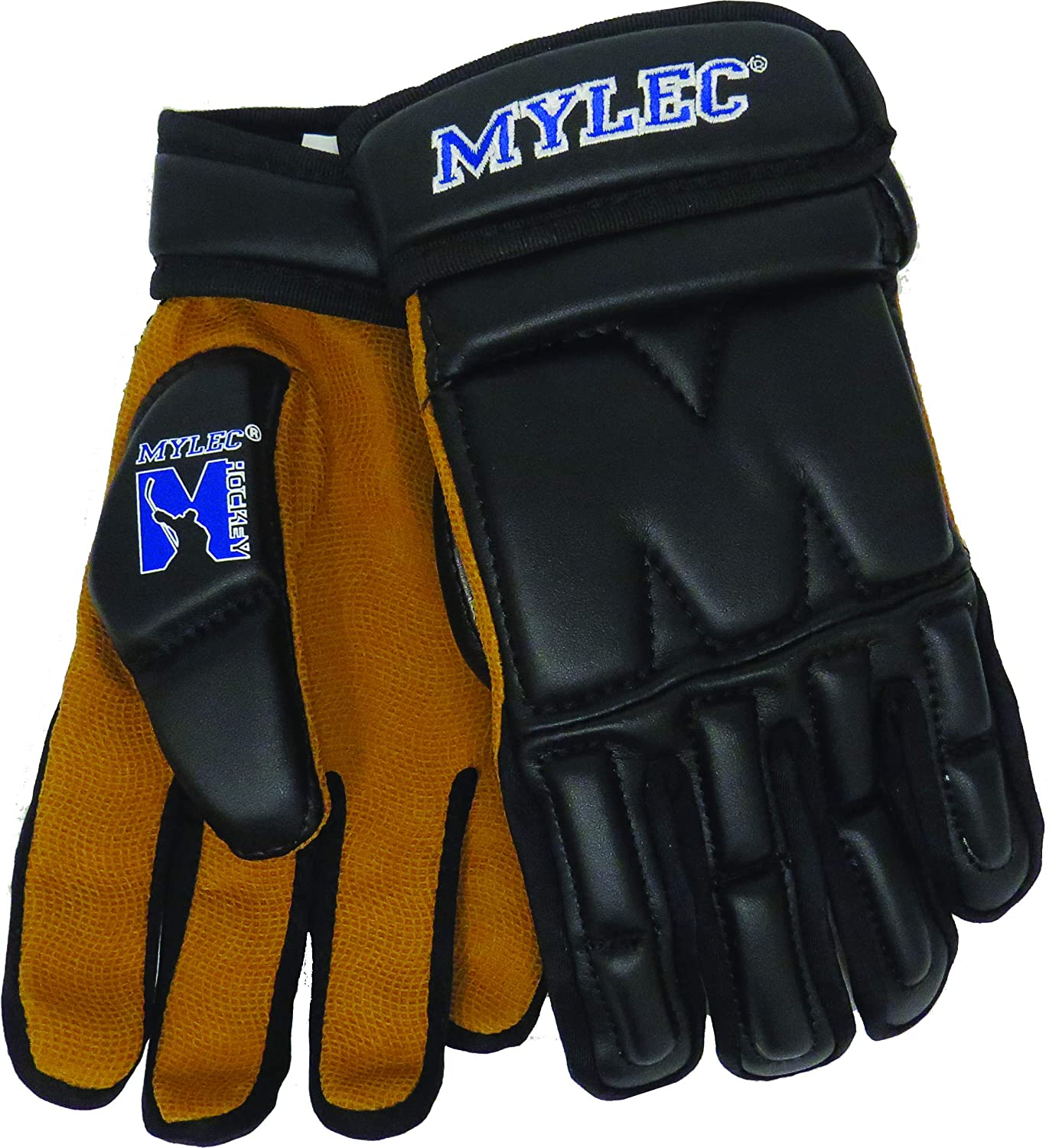 """1"""" x 1"""" Digital Leather Hockey Glove Palm Patch Material Hole Repairs Gloves"""