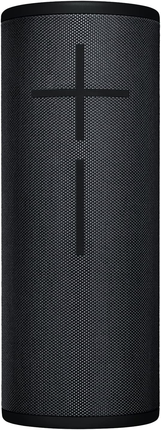 Ultimate Ears MEGABOOM 3 Portable Waterproof Bluetooth Speaker - Night Black