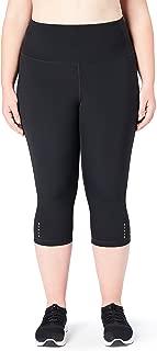 Amazon Brand - Core 10 Women's (XS-3X) 'Build Your Own' Flashflex Run Capri Legging - 21