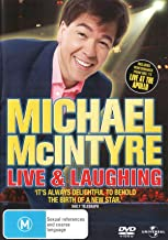 Michael McIntyre - Live and Laughing [NON-USA Format / PAL / Region 4 Import - Australia]