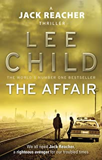 The Affair (Jack Reacher, Book 16)
