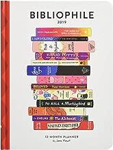 Bibliophile 2019 12-Month Planner