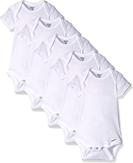 5-pack or 15 Multi Size Organic Short Sleeve Onesies...