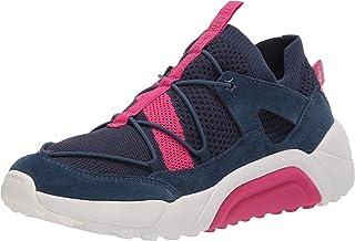 حذاء رياضي للسيدات من Mark Nason Los Angels، أزرق داكن / وردي، 7. 5 M US