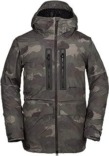 Volcom Men's Stone Gore-Tex 2 Layer Laminate Snow Jacket