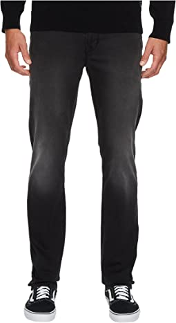Hudson - Blake Slim Straight Zip in Manual