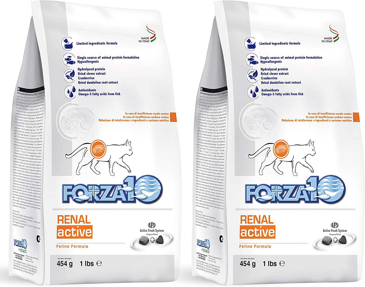 Forza10 Active Kidney Free shipping New Renal Cat for Food Adult Cats Super sale period limited