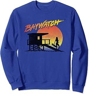 Baywatch Lifeguard Sunset Sweatshirt