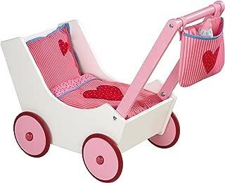 HABA Limited Edition German Doll Pram/Stroller