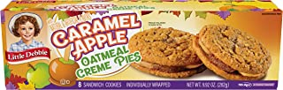 caramel apple oatmeal creme pie
