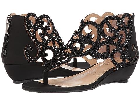 J. Renee Minka Wedge Sandal (Women's) GbiXMiUgag