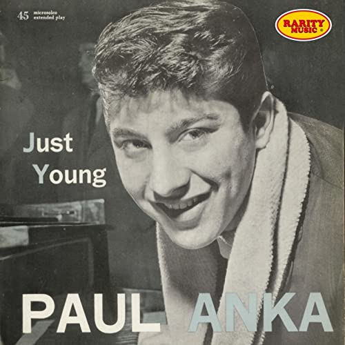 Paul anka young