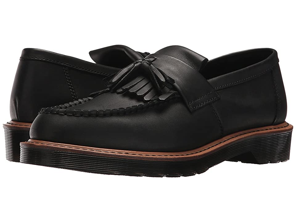 Dr. Martens Adrian Tassel Loafer (Black Temperley) Men