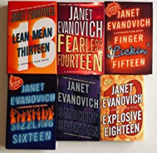 Janet Evanovich: Stephanie Plum Series (6 Book Set) Lean Mean Thirteen -- Fearless Fourteen -- Finger Lickin' Fifteen -- S...