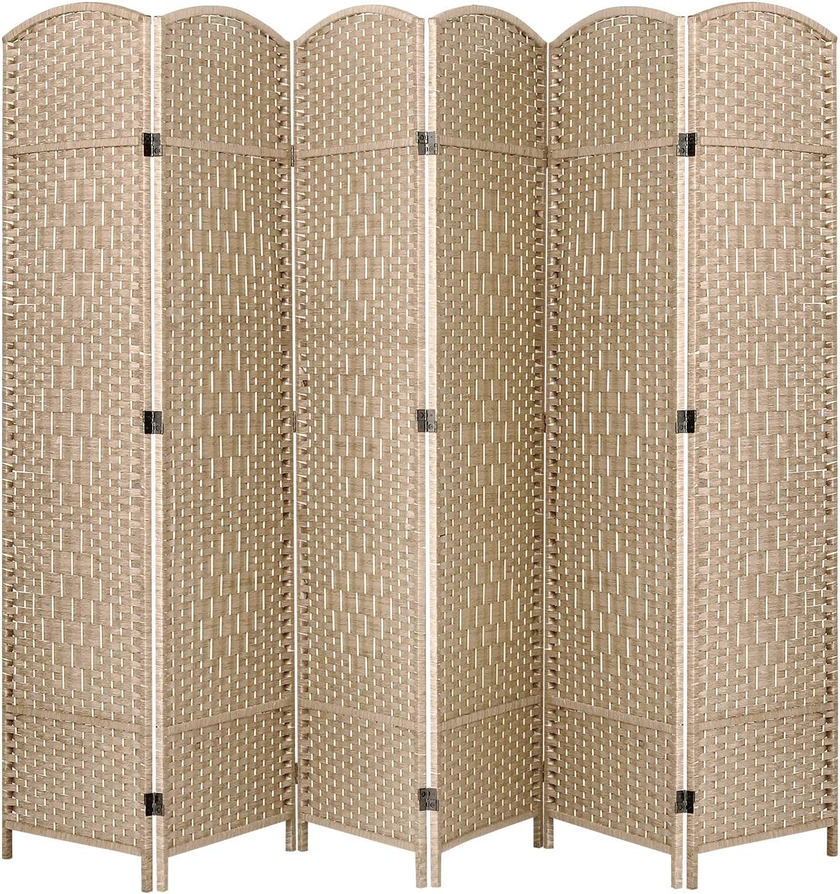 ORAF Room Divider 6 Limited price ft. Tall shop Wide Screens Privacy 19.69