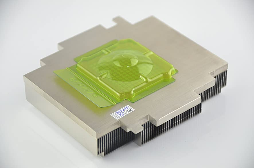 Eathtek Replacement Cooling Heatsink for Dell PowerEdge R610 TR995 0TR995 G1TJH (Heatsink only,No fan included)