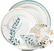 Lenox 869000 5 Piece Goldenrod Place Setting Dinnerware Set