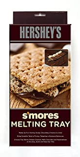 Mr. Bar-B-Q 01201HSY 06827 Hershey's S'Mores Non-Stick Melting Tray