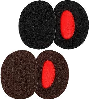 2 جفت گوش گرمکن گوش بدون بند باند محافظ گوش گرم برای آقایان