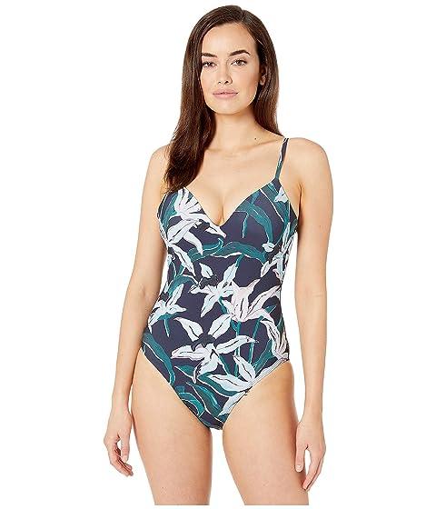 Tory Burch Swimwear Printed One-Piece