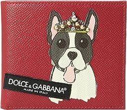 Dolce & Gabbana Dog Wallet