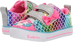 6514c6ac094f Skechers kids twinkle toes shuffles dashing daisy lights 10227n ...