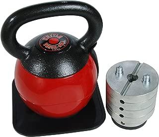 Best rocketlok 24 36 adjustable kettlebell Reviews