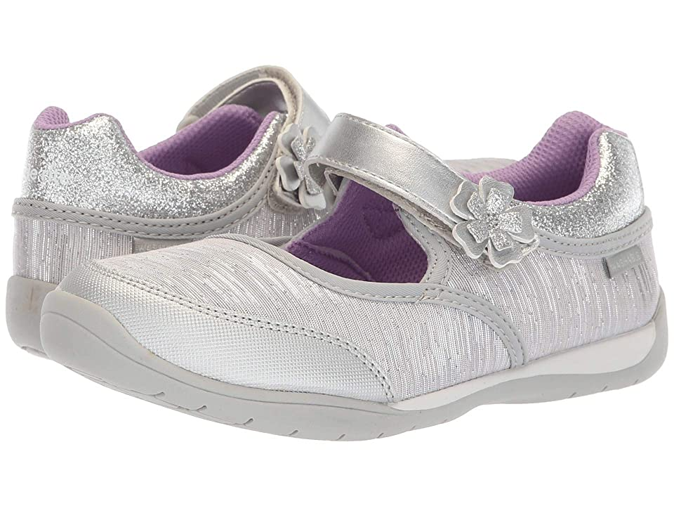 Stride Rite Made2Play(r) Cassidy (Toddler) (Silver) Girl